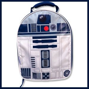 Star Wars R2D2 Thermos Lunch Bag